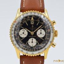 百年靈 (Breitling) Vintage Navitimer 806 Plated Gold Venus 178...