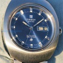 Tissot Seastar Automatic Avio Day Date Acciao Anni '70...
