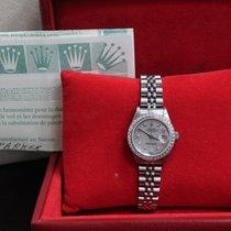 Rolex Ladies 79190 Datejust MOP Diamond Dial & Bezel Steel