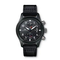IWC Big Pilot's Watch Top Gun Chronograph