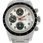 Tudor Tiger Woods Chronograph Stainless Steel Mens Watch 79260