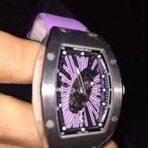 Richard Mille [NEW] RM 007 Titanium Purple with Skeleton Dial...