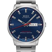 Mido Commander Chronometer II
