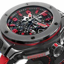 Hublot 401.CX.1123.VR Big Bang Ferrari Speciale Red Skeleton Dial