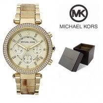 Michael Kors Parker Chronograph Champagne