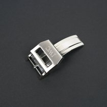 IWC 18mm Big Pilot Deployant Buckle Folding Clasp Steel