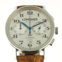 Longines Heritage Olympic Chronograph Ref L2.650.4