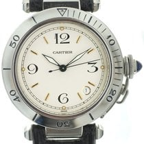 Cartier Pasha 38mm automatico art. Ca11
