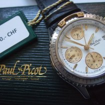 Paul Picot  UBOOT  LEM5100  CHRONOGRAPH  NEU BOX/PAPERS