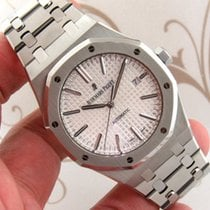 Audemars Piguet Ref. 15400 ST Royal Oak Automatic 41mm Mens...