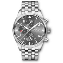 IWC Pilots Grey Dial Automatic 43mm IW377719