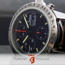 Sinn Autofahrerchronograph 303 Automatik Lederband