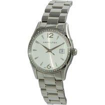Hamilton Women's H32381115 Jazzmaster Silver Dial Watch