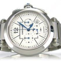 Cartier Pasha 2860 W3108555 42 mm Automatik Edelstahl [BRORS...