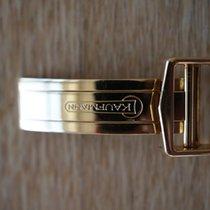 Patek Philippe Kaufmann 16 mm yellow gold faltschliesse...