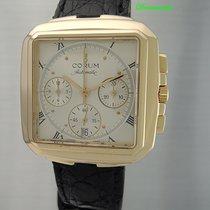 Corum Square Chronograph Gold 18k/ 750