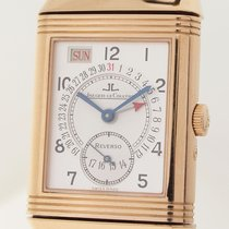 Jaeger-LeCoultre Reverso Day Date Herren 18ct Rotgold selten