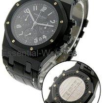 Audemars Piguet La Boutique Royal Oak Chronograph in Black PVD...