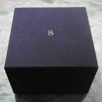 Boucheron vintage watch big box blu wery important newoldstock
