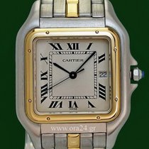 Cartier Panthere XL 18k Yellow Gold Steel