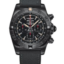 Breitling Chronomat 44 Blacksteel - Export price CHF 5'590.00