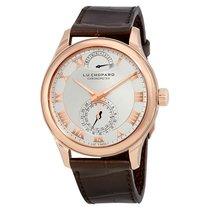 Chopard L.U.C Quattro Silver Dial Ladies Watch