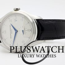 Baume & Mercier Clifton Automatic Silver Dial 41mm M0A10052 T