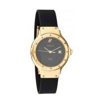 Hublot Yellow Gold MDM Classic Quartz Watch