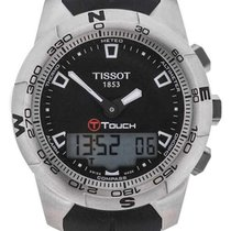 Tissot T-Touch II Rubber Black Dial