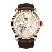 Roger Dubuis [NEW] Hommage Flying Tourbillon in Rose Gold...