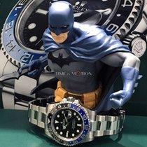 "Rolex GMT MASTER II 116710 BLNR "" Batman "" FULL SET..."