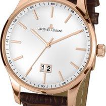 Jacques Lemans Classic London Datum Quarz 1-1862F