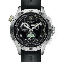 Hamilton Khaki Aviation Worldtimer Quartz Chrono H76714335