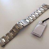 IWC Stainless Steel Bracelet- (IWA31757) including brass...