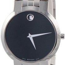 Movado Men's 606234 Faceto Stainless-steel Bracelet Watch