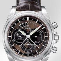 Omega De Ville Co-Axial Chronoscope GMT Mens  42213445213001