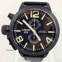 U-Boat Left Hook IFO Chronograph Limited Editiion Black 7251 PVD