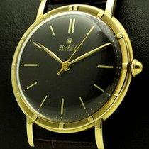 "Rolex Precision "" Metropolitan"" REF. 8952 Yellow Gold,..."