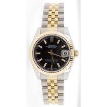 Rolex Datejust 178273 Midsize New Heavy Jubilee Hidden Clasp...