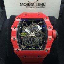 Richard Mille RM35 Americas Rafael Nadal 2016 Red Tpt