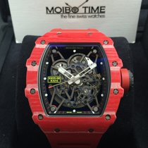 Richard Mille RM35-02 Rafael Nadal QTPT Baby Nadal Red [NEW]