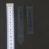 Cartier Pasha Crocodile Leather Strap 21 mm NEW