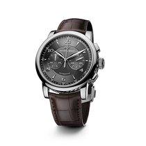 David Yurman Classic 46mm Stainless Steel Chronograph Watch