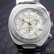 DKNY Large Mens Chronograph Quartz Watch Ny1361 44mm C2000 1240