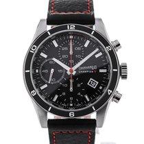 Eberhard & Co. Champion V Black Chronograph