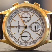 Vacheron Constantin NOS Square Pusher Cronoghraph in 18k...
