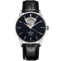 Edox Les Vauberts  Men's Automatic Watch - 85010-3N-NIN