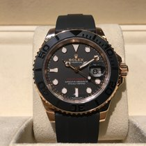 Rolex Yacht-Master 40mm Rose Gold B&P