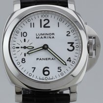 Panerai Luminor Marina PAM00113 Stainless Steel 44mm Men's...
