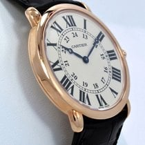 Cartier Ronde Louis  W6800251 Large 36mm 18K Rose Gold NEW